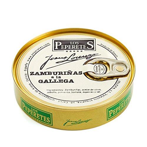 Los Peperetes - Zamburiñas a la gallega