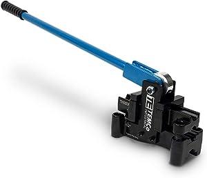 "TEMCo TH3030 Offset Conduit Bender ½""& ¾"" EMT Conduit Bender (2 Offset Benders 1 Tool - both ½"" and ¾"" sizes)"