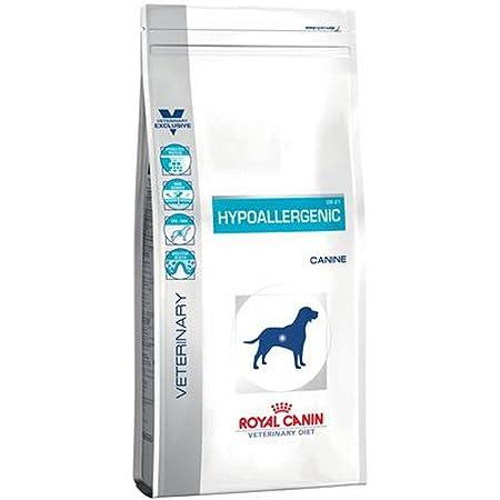 ROYAL CANIN Hypoallergenic - Cubos para Perros Secos (14 kg)
