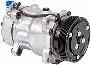 For VW Golf Jetta Passat Cabrio AC Compressor & A/C Clutch - BuyAutoParts 60-01298NA NEW
