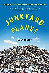 Cover of Junkyard Planet by Adam Minter