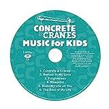 Vbs 2020 Music for Kids CD Pkg 5 (Concrete & Cranes)