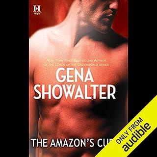 The Amazon's Curse audiobook cover art