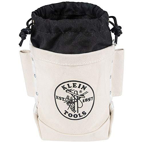 Klein Tools Extra Tall Top Closing Bolt Bag 5416TCP