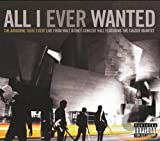 The Airborne Toxic Event - All I Ever Wanted (+ CD) [Reino Unido] [DVD]