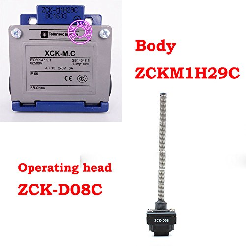 Limit Switch Original New XCK-M.C XCKM108H29C XCK-M108H29C ZCKM1H29C ZCK-M1H29C ZCKD08C ZCK-D08C