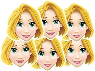 Disney Princess Star Cutouts Bedruckte Gesichtsmaske von Sleeping Beauty
