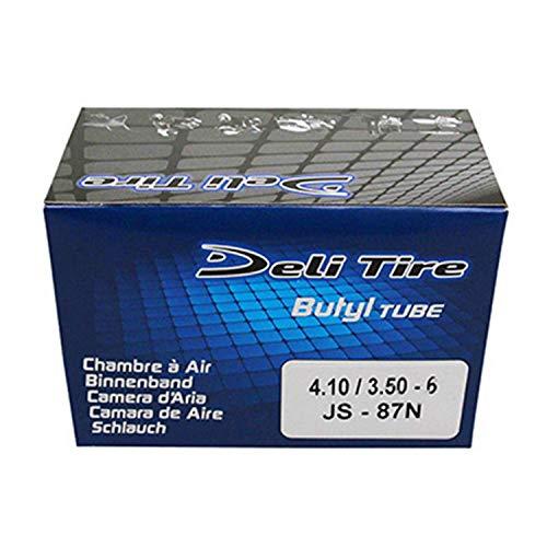 Deli (gemotoriseerd) luchtkamer wagen en stuur 4,10 – 3,50 – 6 Deli ventiel TR13