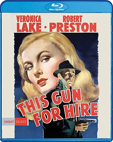 This Gun For Hire [Blu-ray]