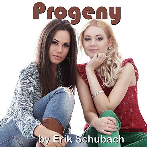 Progeny audiobook cover art