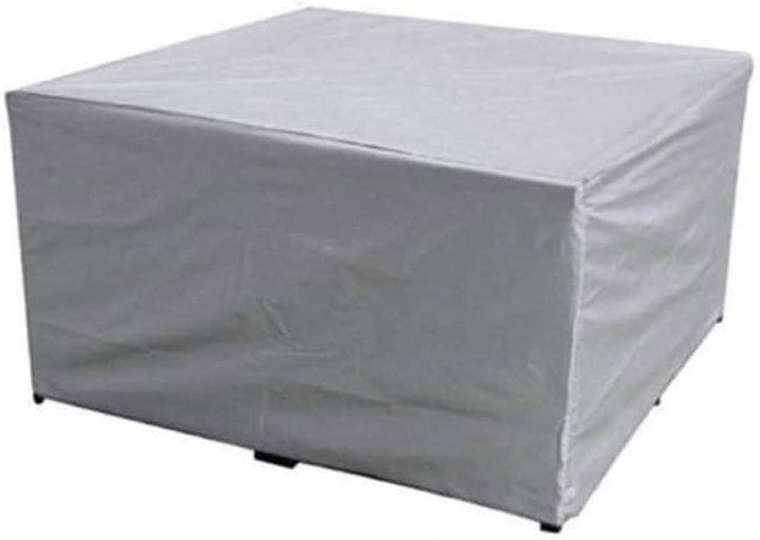 ZHCHL Garden depot Max 44% OFF Furniture Cover 110x94x42in Patio Rectangular Set