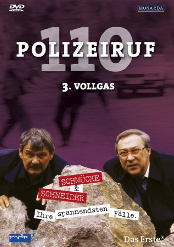 Polizeiruf 110 - Vollgas