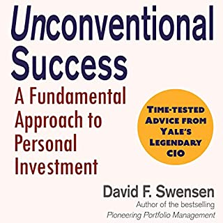 Unconventional Success: A Fundamental Approach to Personal Investment Titelbild