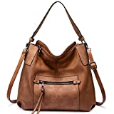 Realer Hobo Handbags for Women Shoulder Bag Large Crossbody Bags with Tassel