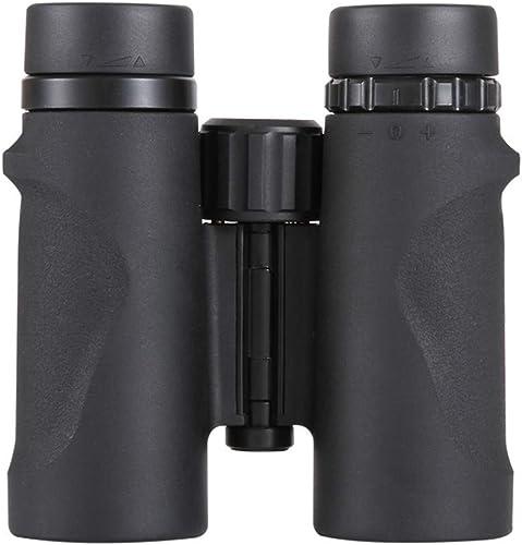 Jumelles pour adultes avec des prismes sélectionnés à la main et verre HD, plus clair et plus net pour la chasse, la randonnée, l'observation de la faune ou des jeux de sport ( Taille   8x32 )