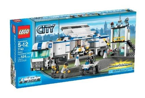 LEGO City 7743 Polizeiüberwachungswagen