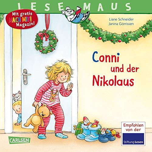 LESEMAUS 192: Conni und der Nikolaus (192)