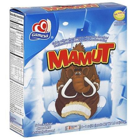 Gamesa Mamut 8 oz