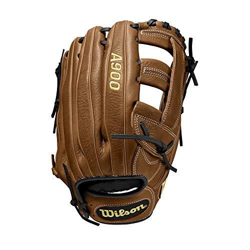"Wilson A900 13"" Slowpitch Glove - Left Hand Throw"