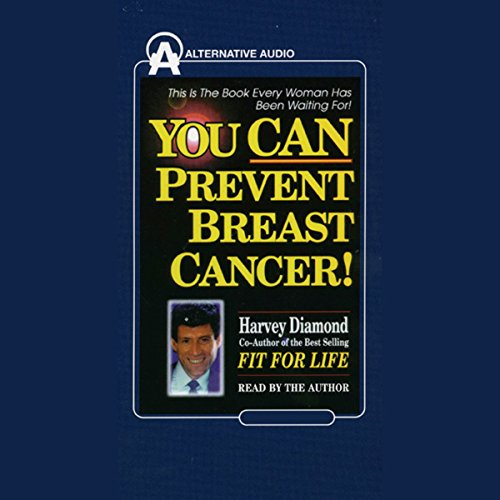 You Can Prevent Breast Cancer audiobook cover art