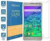 vetro samsung alpha prezzo [2 Pezzi] Pellicola protettiva Galaxy Alpha di alta qualità con feedback tattile ottimale