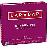 Larabar Fruit and Nut Bar, Cherry Pie, Gluten Free, Vegan, 5 Bars (Pack of 8)
