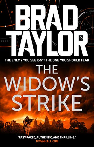 The Widow's Strike: A gripping military thriller from ex-Special Forces Commander Brad Taylor (Taskforce Book 4) (English Edition)