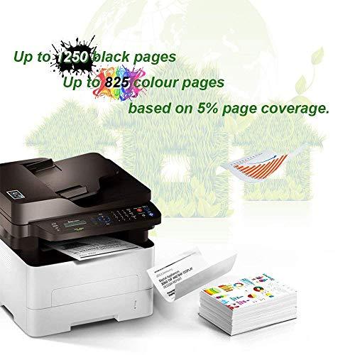 Cartucho de Tinta 903 903XL Alto Capacidad Compatible con HP ...