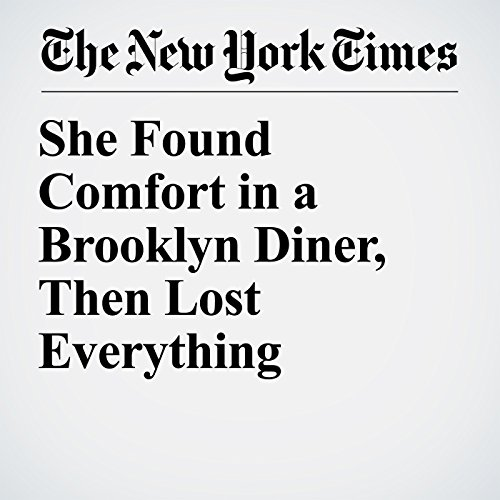 She Found Comfort in a Brooklyn Diner, Then Lost Everything copertina