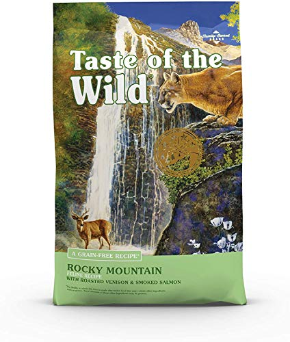 Taste of the Wild Rocky Mountain Comida para Gatos - 2000 gr