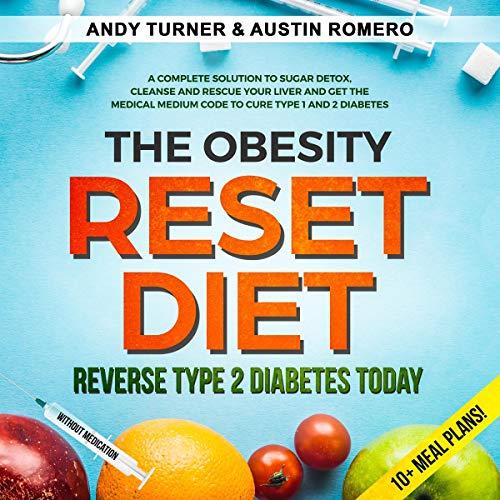 Couverture de The Obesity Reset Diet