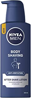 NIVEA MEN Protect & Care Body Shaving After Shave Lotion, 240ml