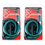 Grover 7960 Guitar Humidifier (2 Pack Bundle)
