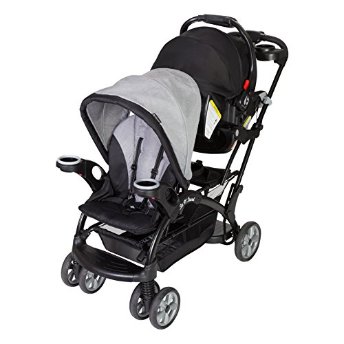 Read About Baby Trend Sit n Stand Ultra Stroller, Morning Mist