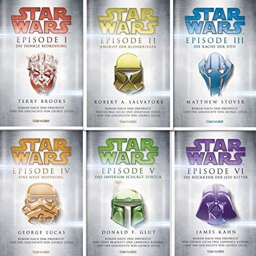 Episode 1 bis 6 Star Wars (TM)