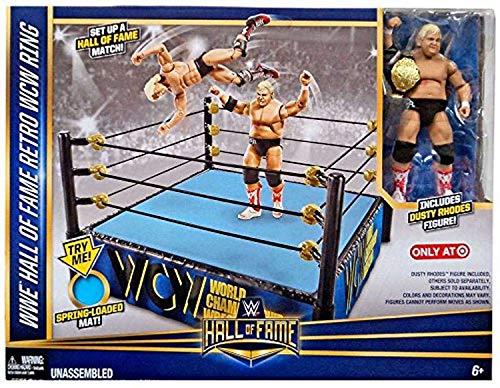 WWE SMACKDOWN LIVE Main Event Anello jinder Mahal Figura realistico gioco battaglia