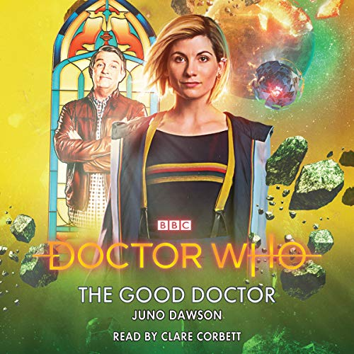 Couverture de Doctor Who: The Good Doctor