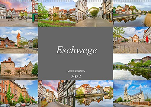 Eschwege Impressionen (Wandkalender...