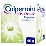 Colpermin IBS Relief - Peppermint Oil Capsules for Irritable Bowel Syndrome – Colpermin Capsules - 100 Pack