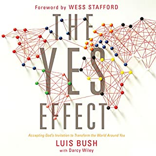 The Yes Effect audiobook cover art
