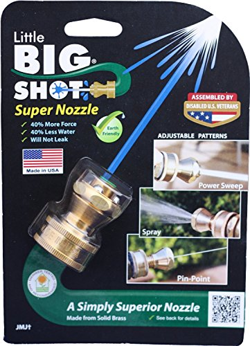 Little Big Shot Super Nozzle