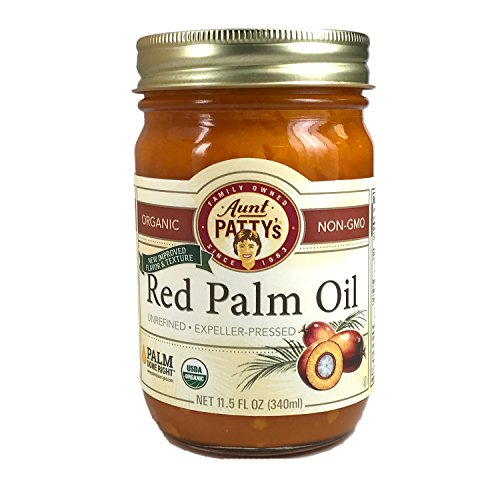 Aunt Patty's Red Palm Oil