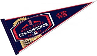 industries Boston Red Sox 2018 World Series Champions Pennant
