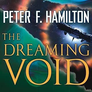 The Dreaming Void audiobook cover art