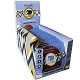 Galletas Orgánicas y Veganas Chocolate con Chips de Chocolate. 20 Galletas de 35g Envueltas Individualmente en Bolsas de Papel. 700G