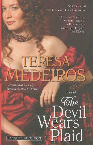 The Devil Wears Plaid (Thorndike Press Large Print Basic Series)