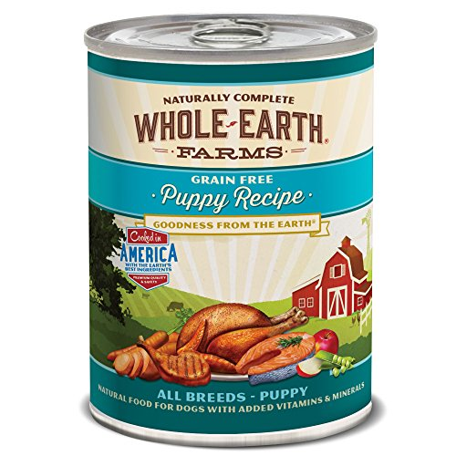 Merrick Whole Earth Farms Grain-Free Canned Dog Food