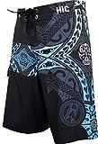 Hawaiian Island Creations (HIC) 21' Kanaha 8 Way Stretch Boardshorts