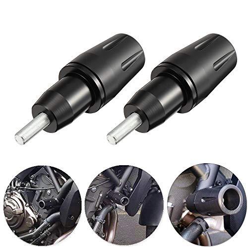 FZ07 Frame Sliders Kit MT07 Crash Protectors for XSR700 FZ-07 2020 2021 2014 2015 2016 2017 2018 2019