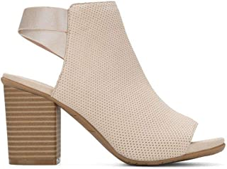 KENNETH COLE Women's Fridah Fly Heels in Stone